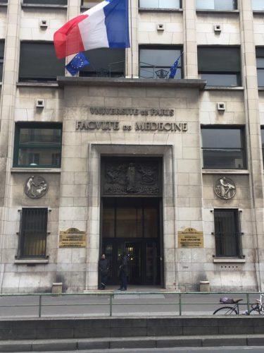 faculté médecine paris